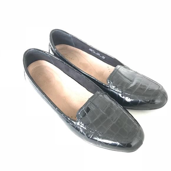 a0e7e465313 Clarks Shoes - Clarks Artisan Keesha Luca Loafers Shoes Size 7.5M